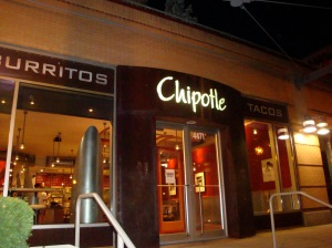 Chevy Chase Chipotle