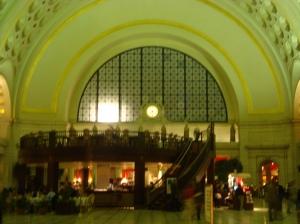 Goodnight Union Station